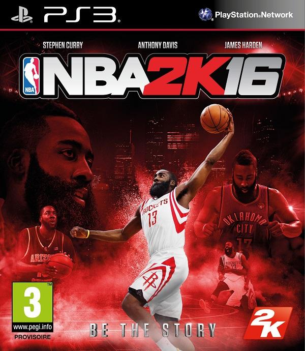 NBA2K16 PS3 Jaquette 003