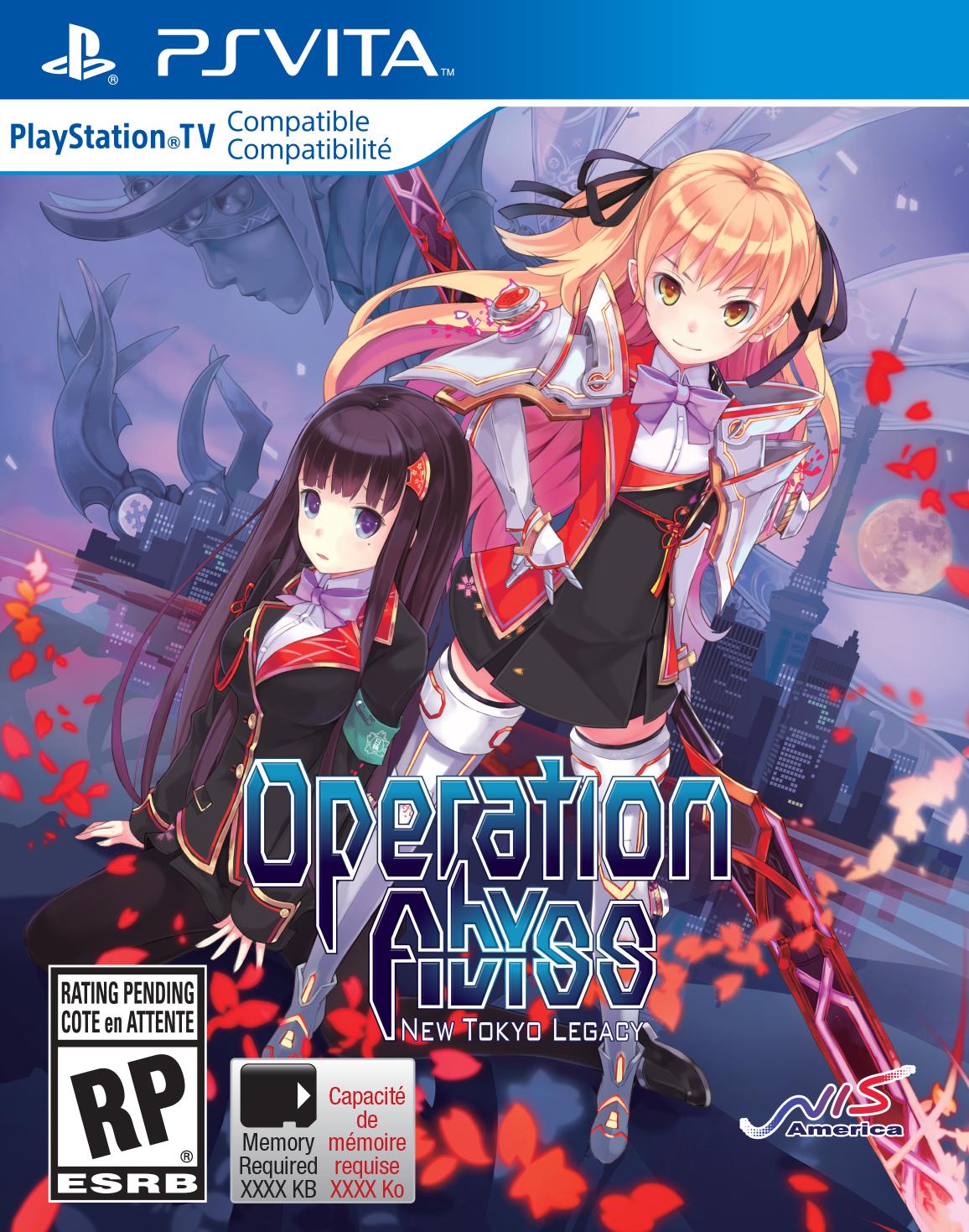 OperationAbyss-NewTokyoLegacy PS Vita Jaquette 001