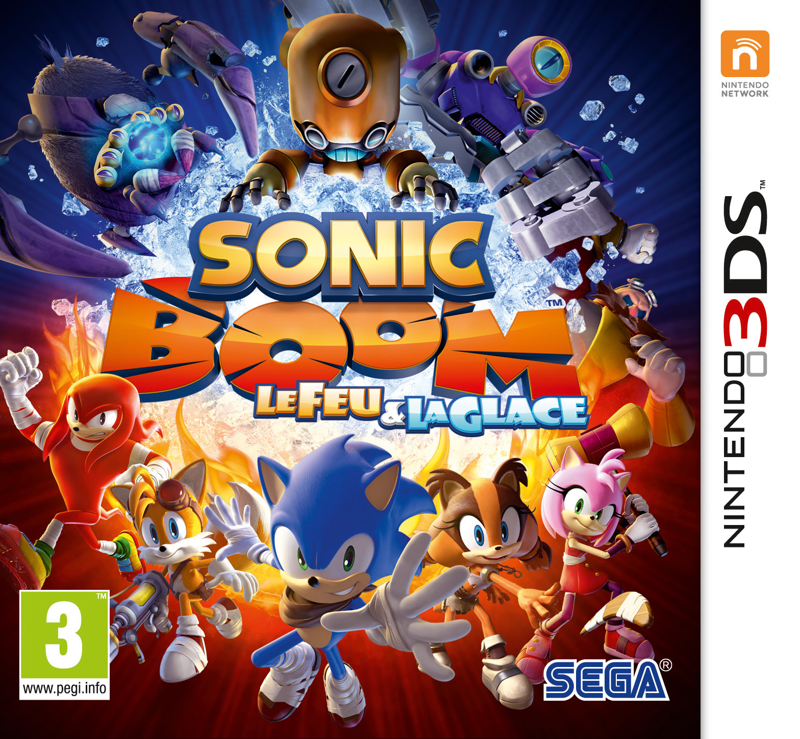SonicBoom-LeFeuetlaGlace 3DS Jaquette 002