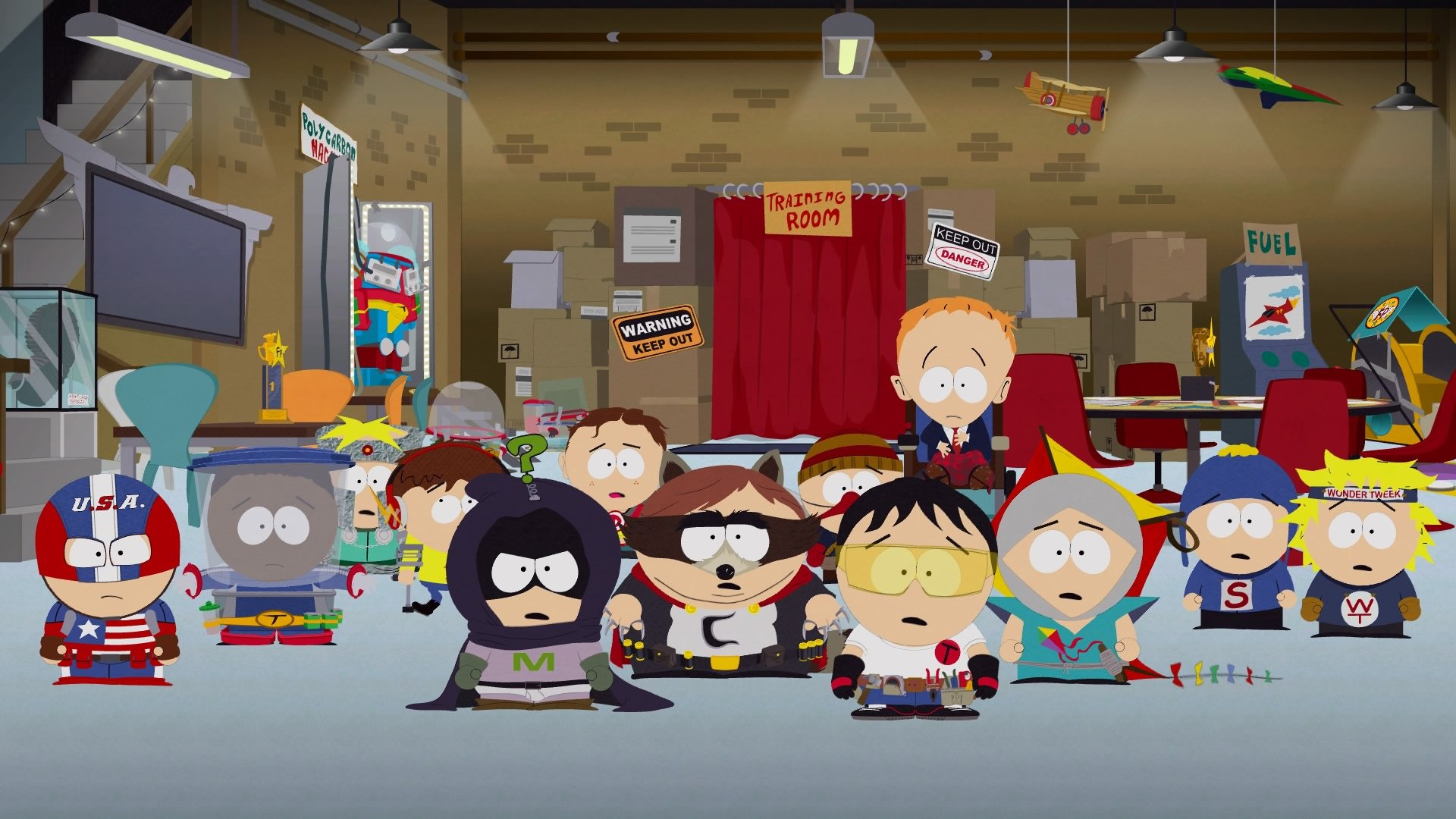 SouthPark-L-AnnaleduDestin PS4 Test 013