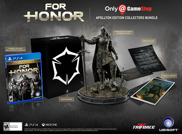 ForHonor PS4 Div 001