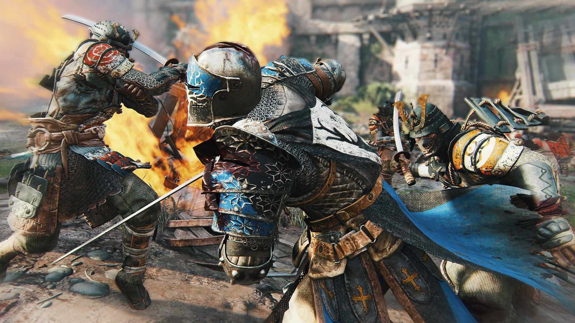 ForHonor Multi Editeur 005