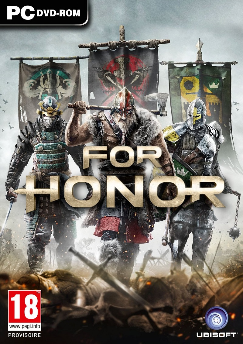 ForHonor PC Jaquette 001