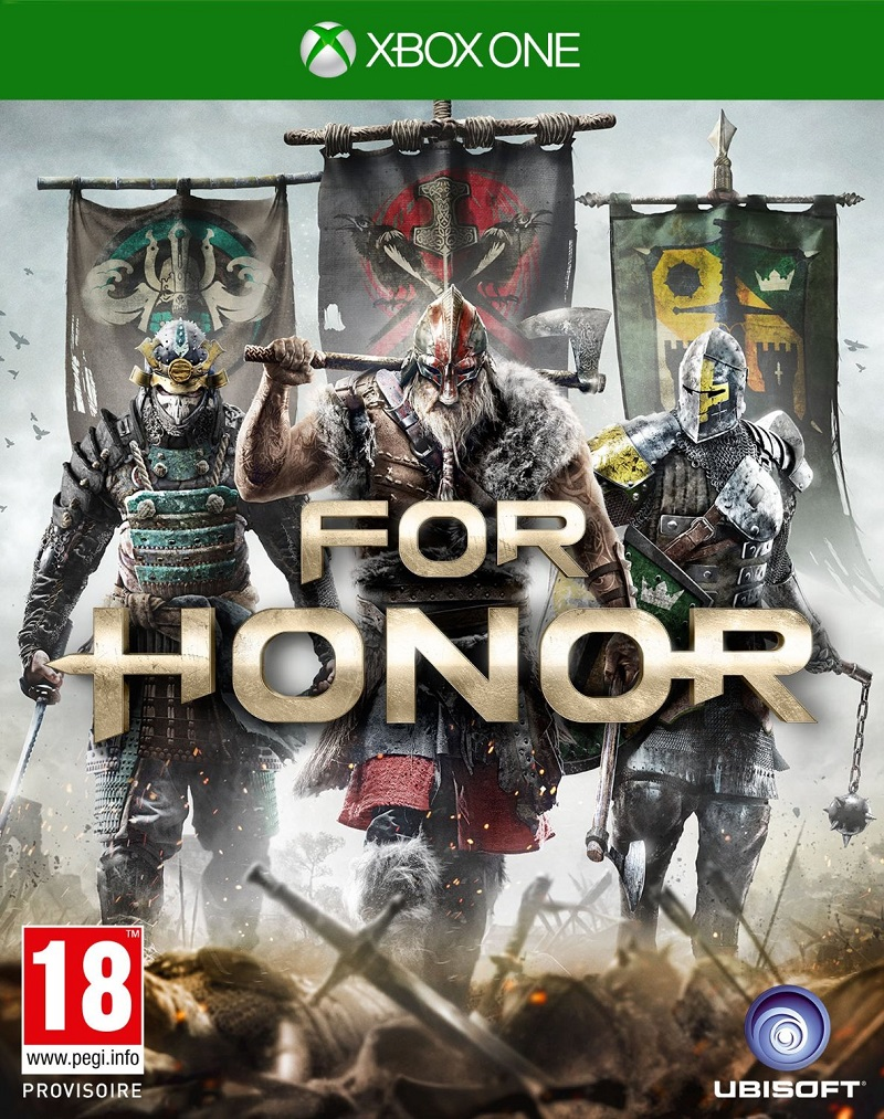 ForHonor XB1 Jaquette 001