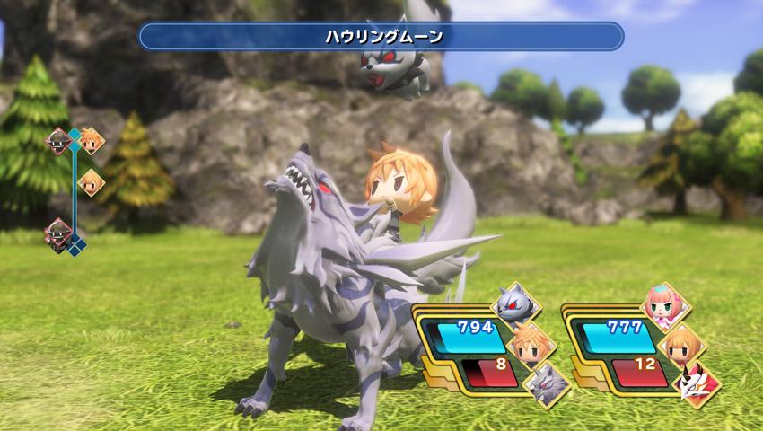World of Final Fantasy GB 02
