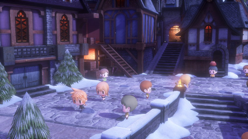 World of Final Fantasy GB 15