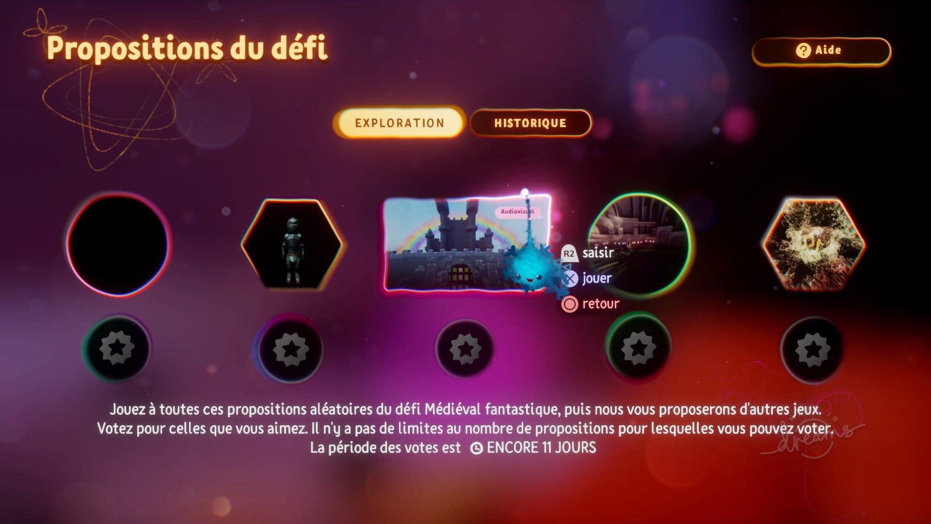 Dreams PS4 Test 011