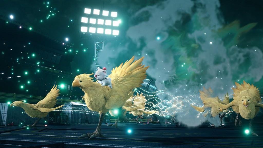 FinalFantasyVIIRemake PS4 Editeur 057