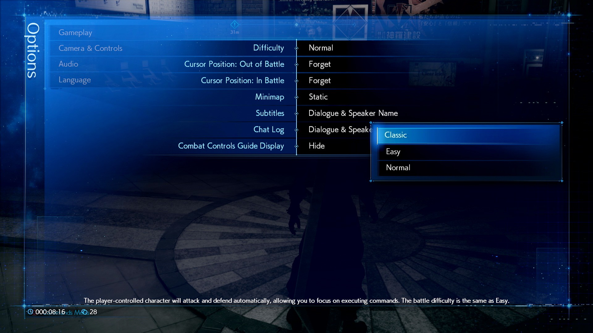FinalFantasyVIIRemake PS4 Editeur 061