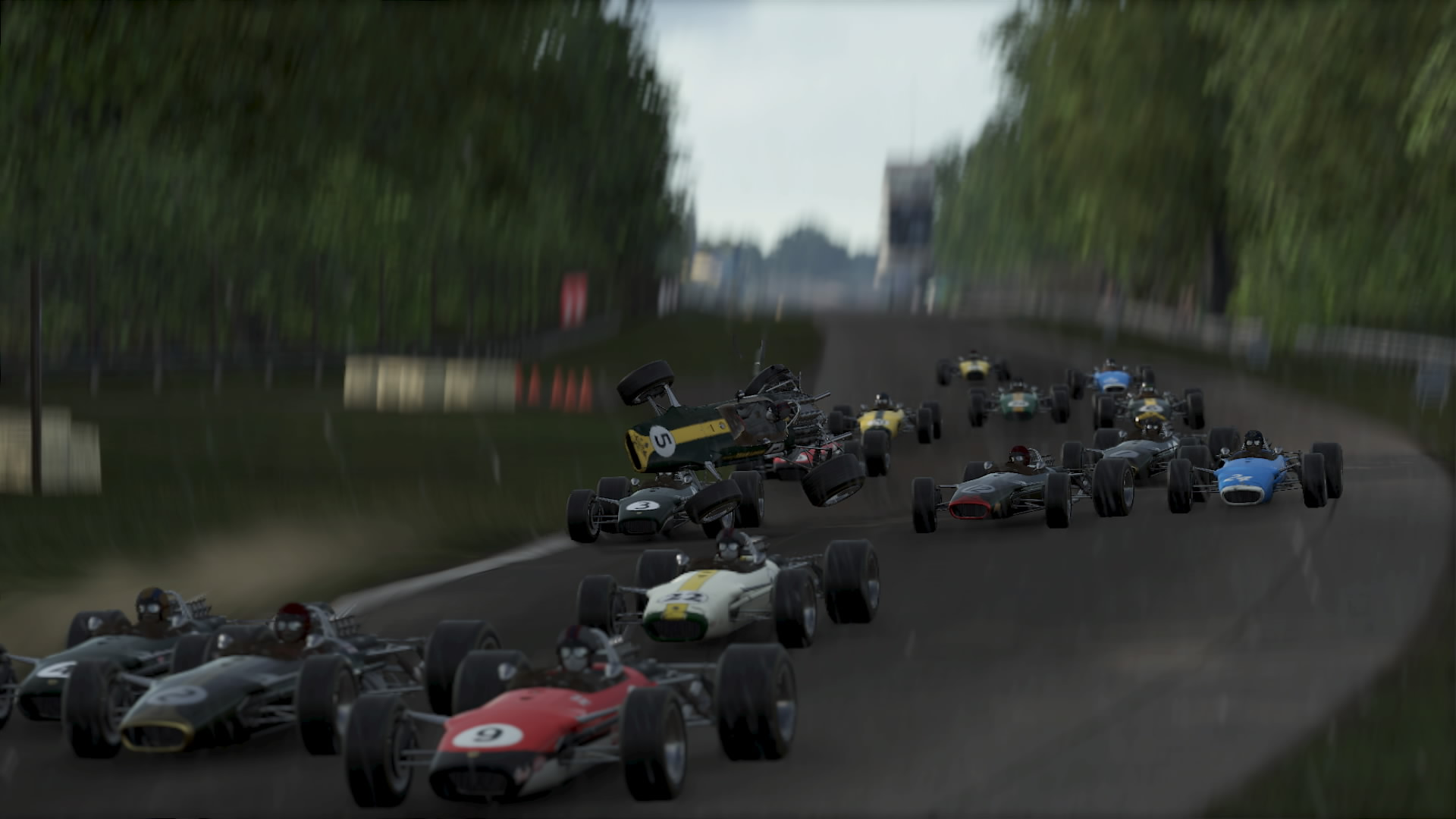 ProjectCARS2 PS4 Test 003