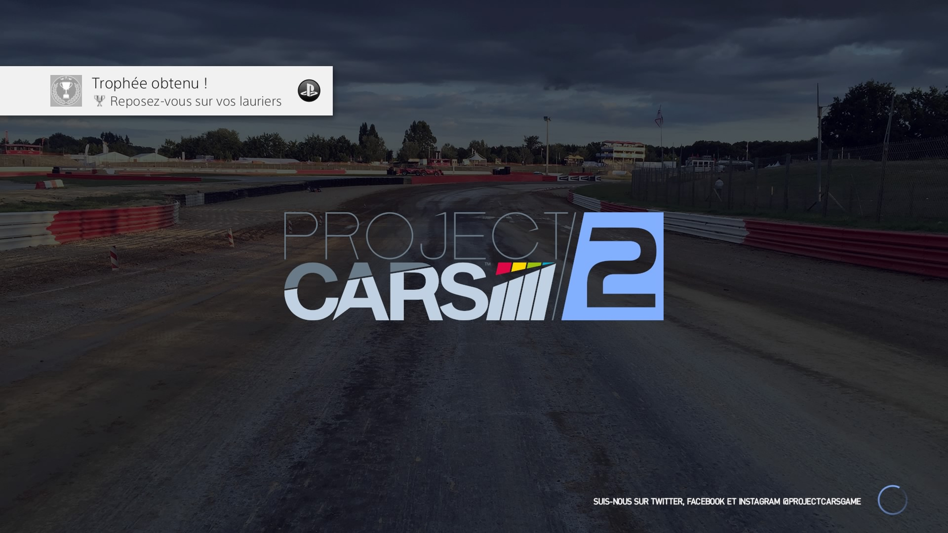 ProjectCARS2 PS4 Test 008