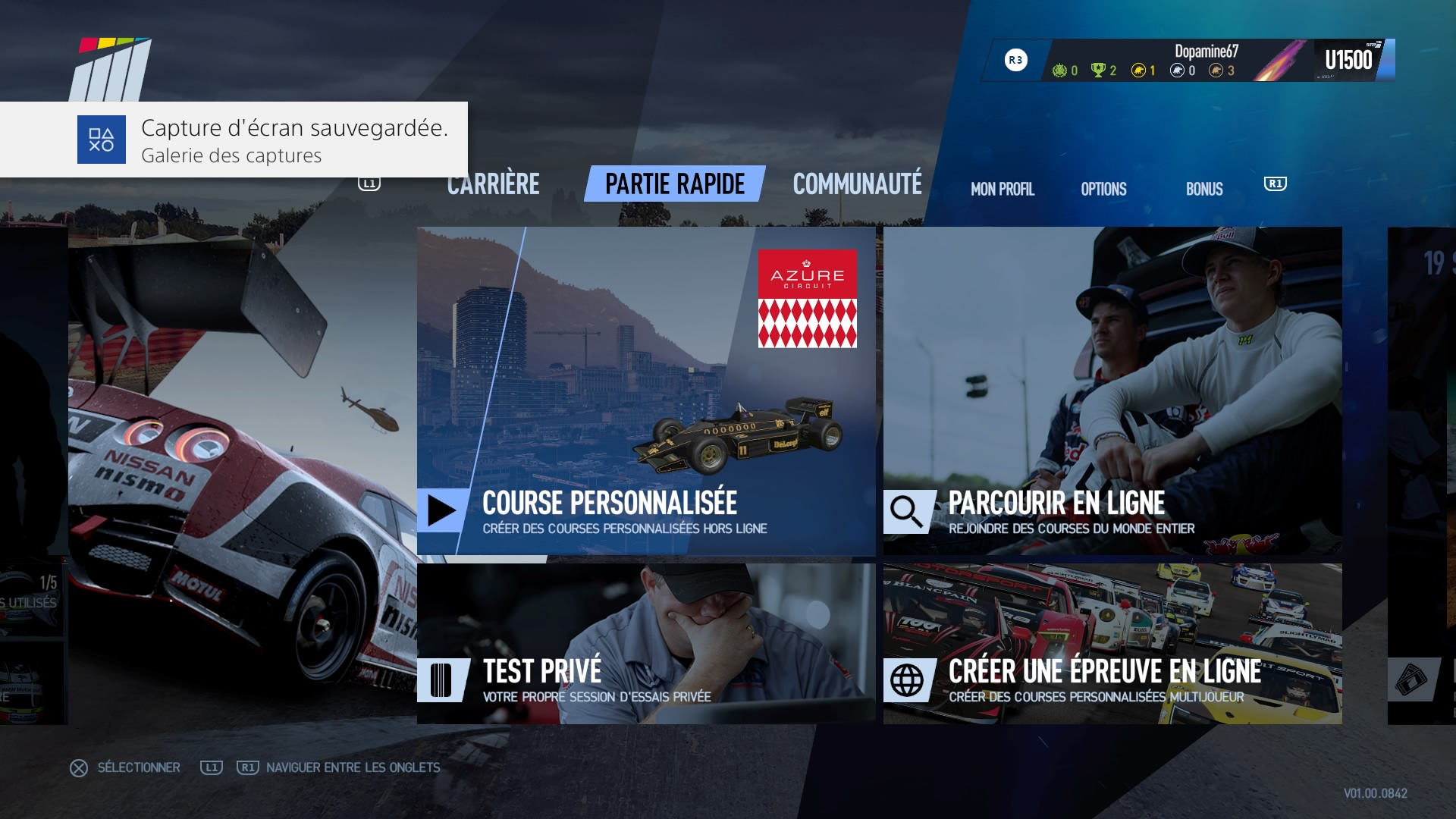 ProjectCARS2 PS4 Test 015