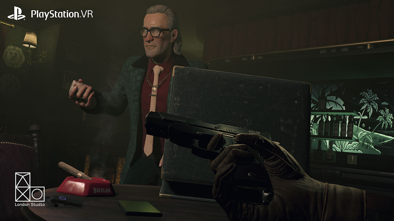 PlayStationVRWorlds PS4 Editeur 007