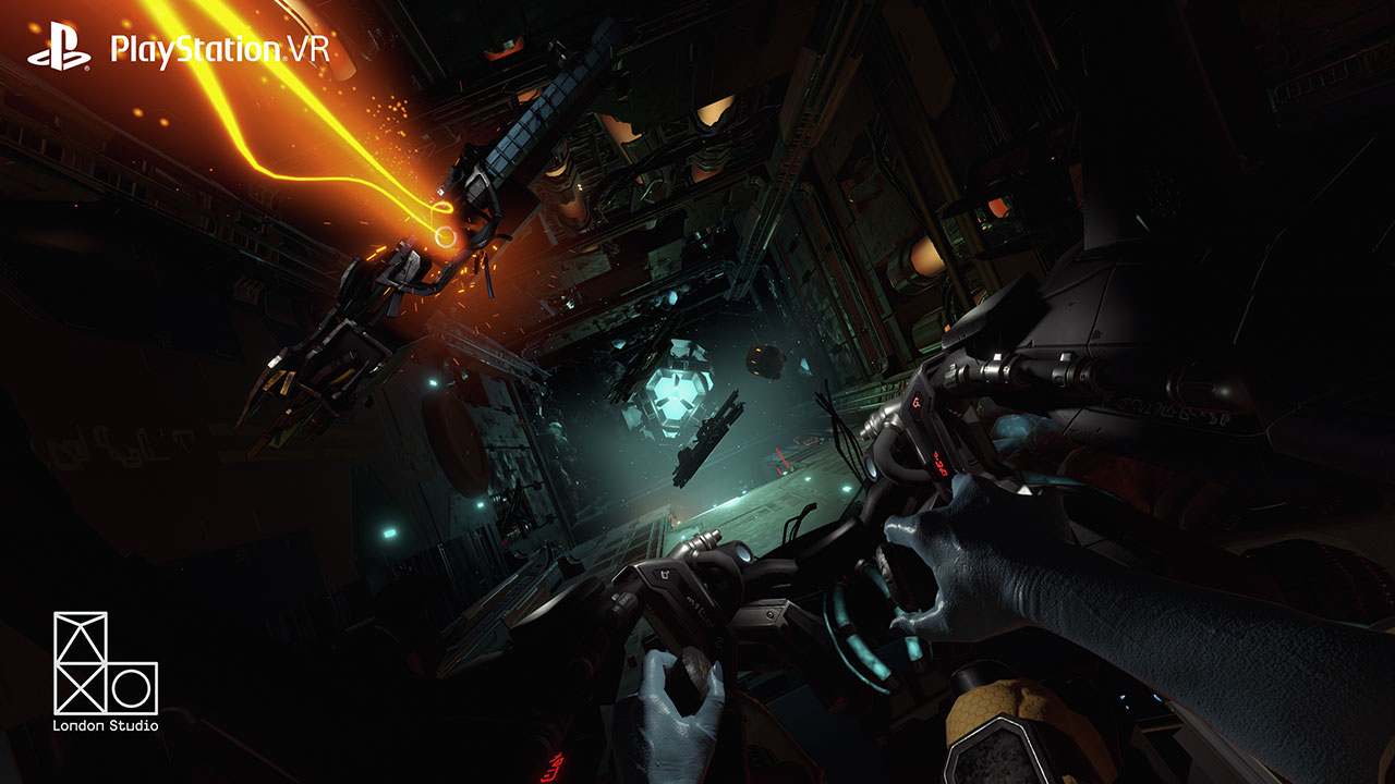 PlayStationVRWorlds PS4 Editeur 010