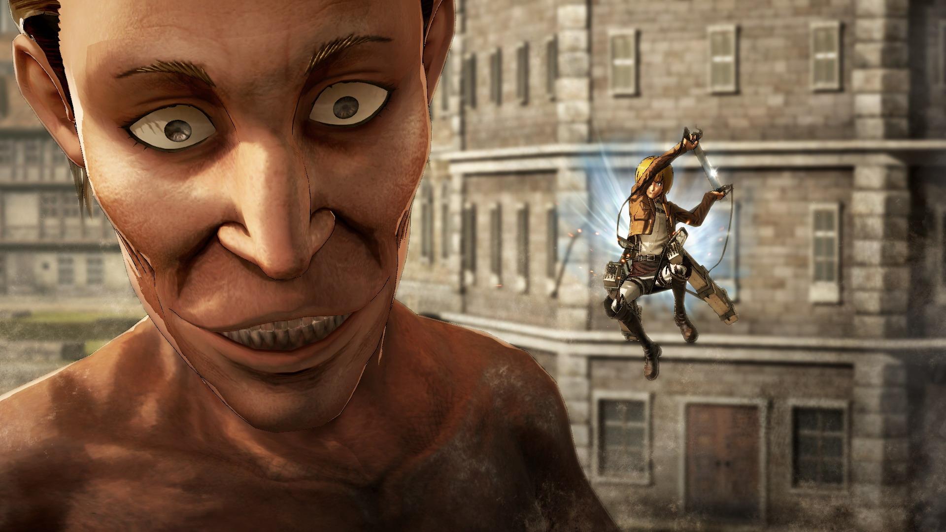 AttackonTitan-WingsofFreedom PS4 Editeur 029