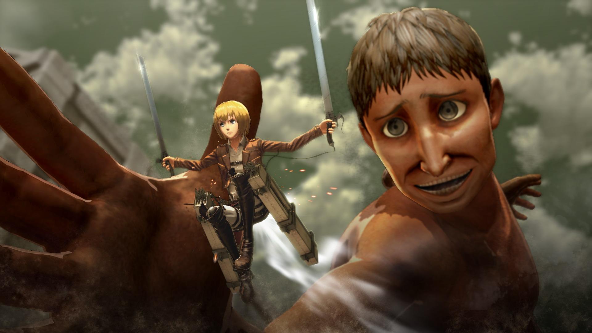 AttackonTitan-WingsofFreedom PS4 Editeur 030