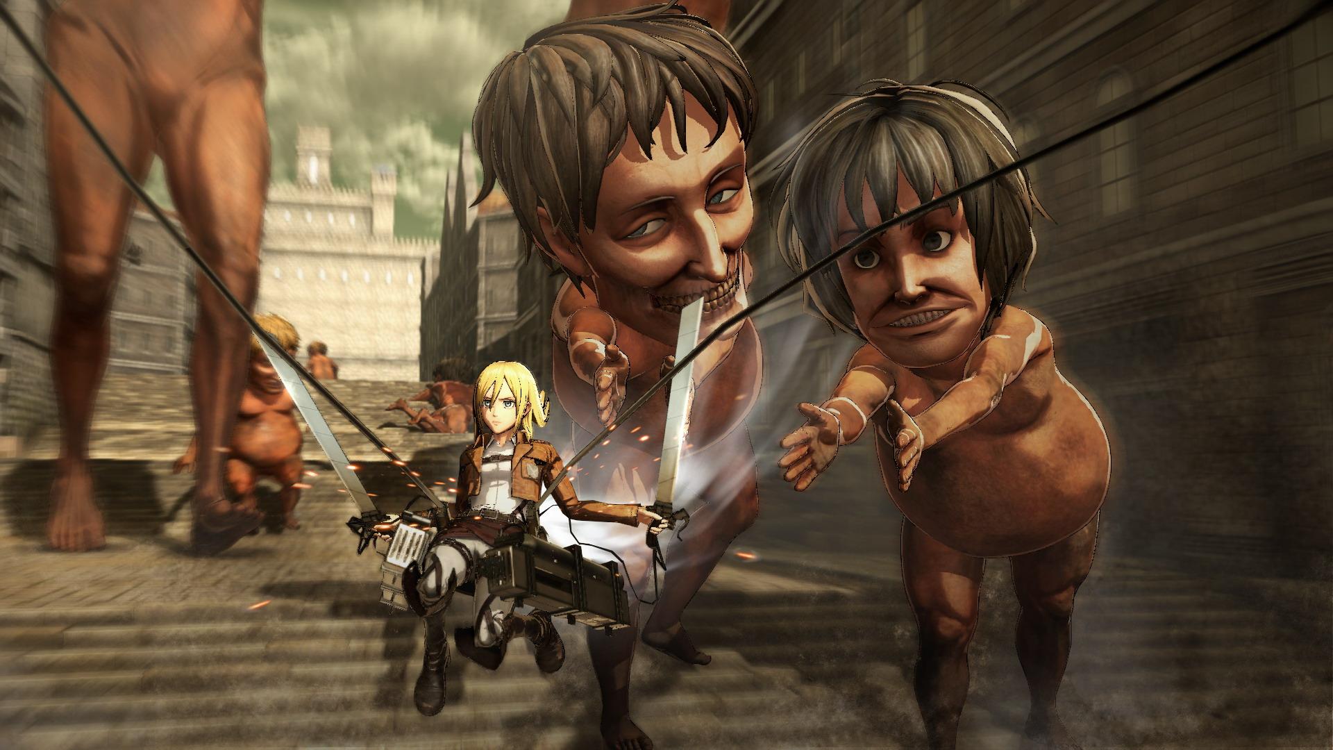 AttackonTitan-WingsofFreedom PS4 Editeur 032