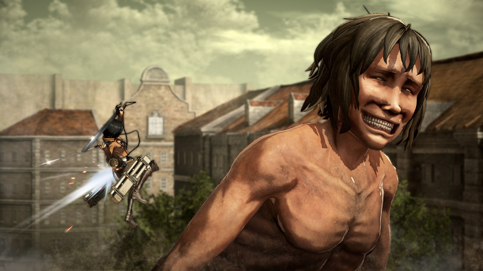 AttackonTitan-WingsofFreedom PS4 Editeur 035