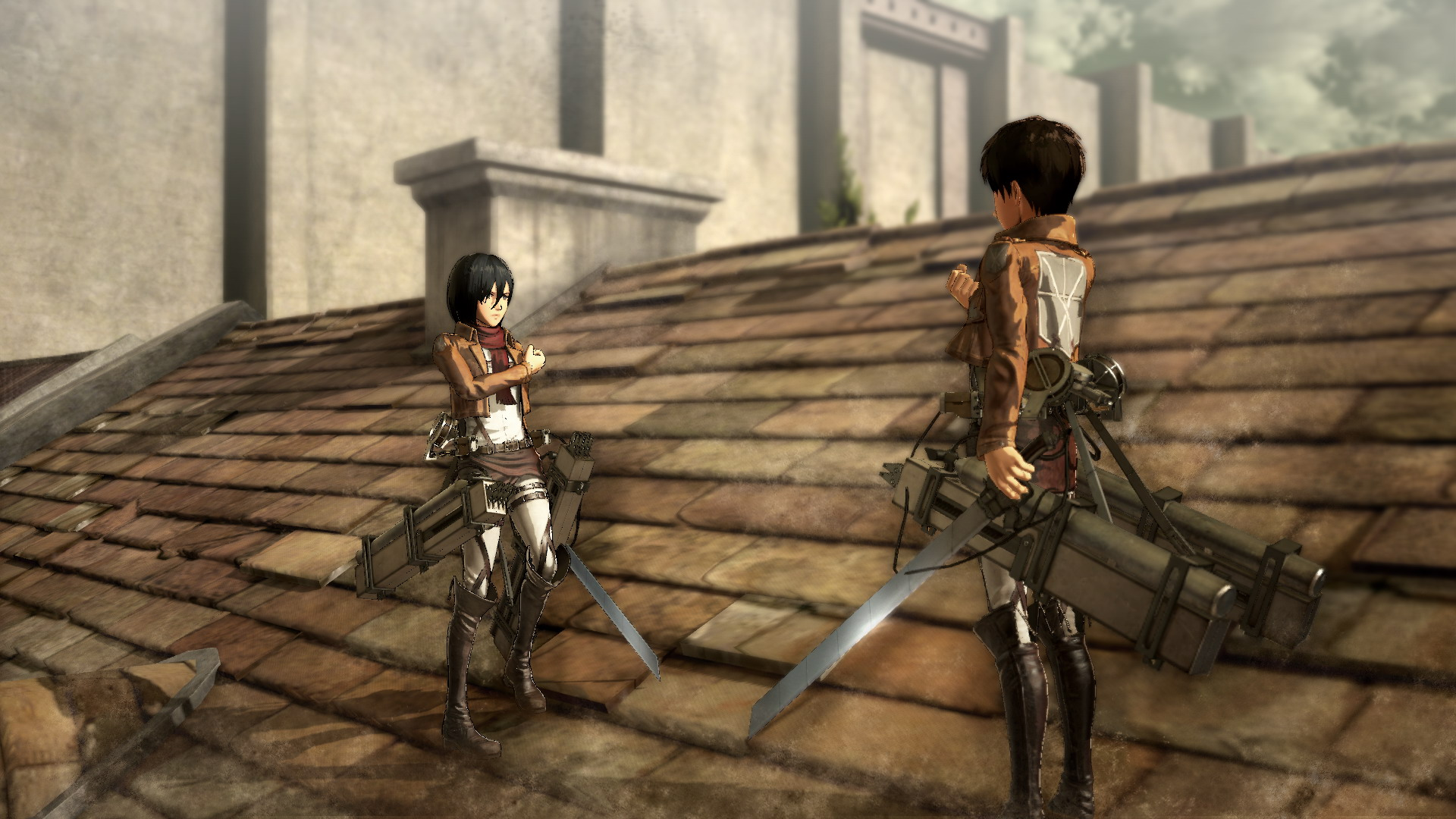 AttackonTitan-WingsofFreedom PS4 Editeur 036