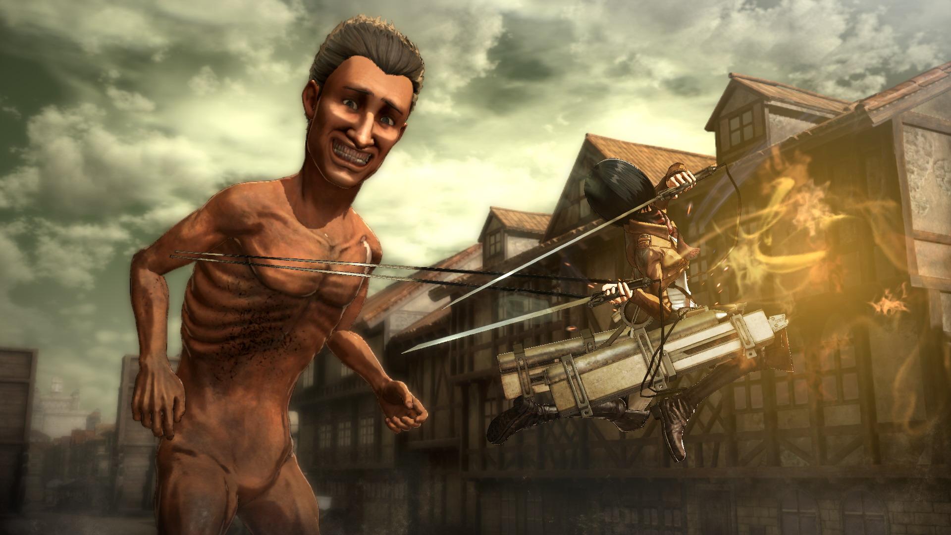 AttackonTitan-WingsofFreedom PS4 Editeur 039