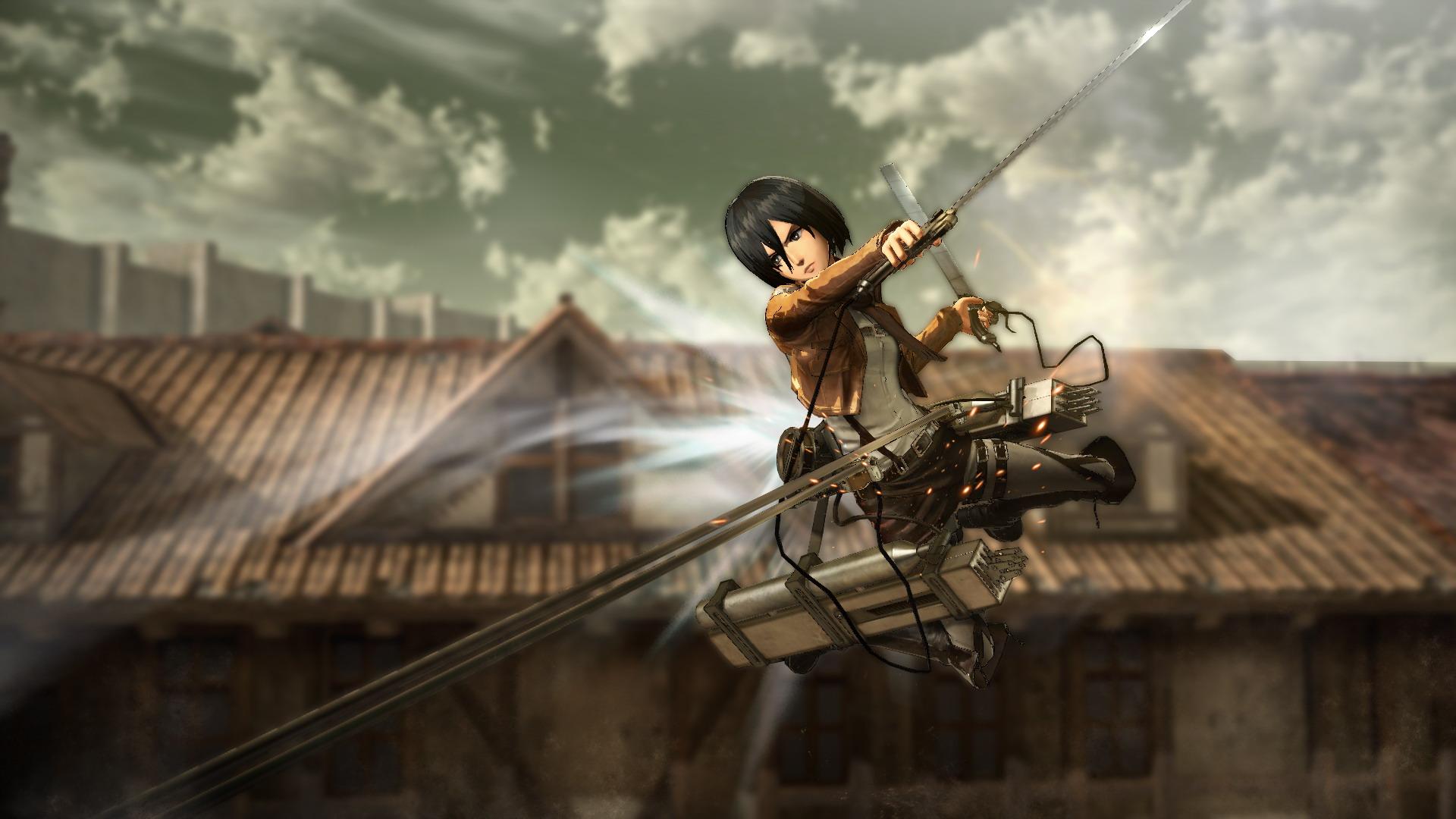 AttackonTitan-WingsofFreedom PS4 Editeur 040