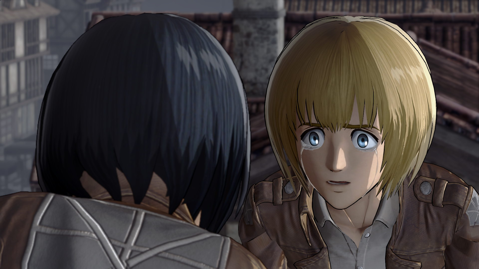 AttackonTitan-WingsofFreedom PS4 Editeur 042