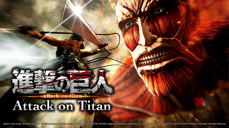AttackonTitan-titreprovisoire- PS4 Visuel 001