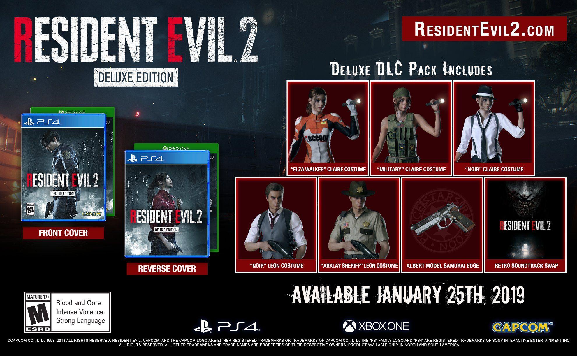 ResidentEvil2 PS4 Editeur 056