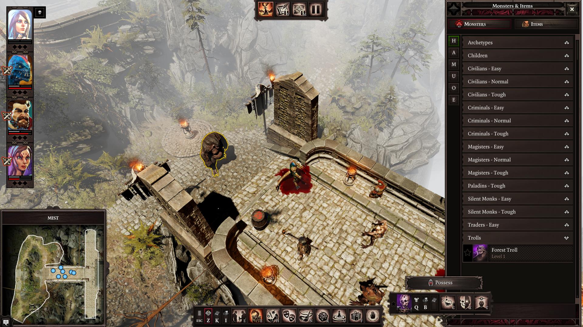 Divinity-OriginalSin2 PC Editeur 045
