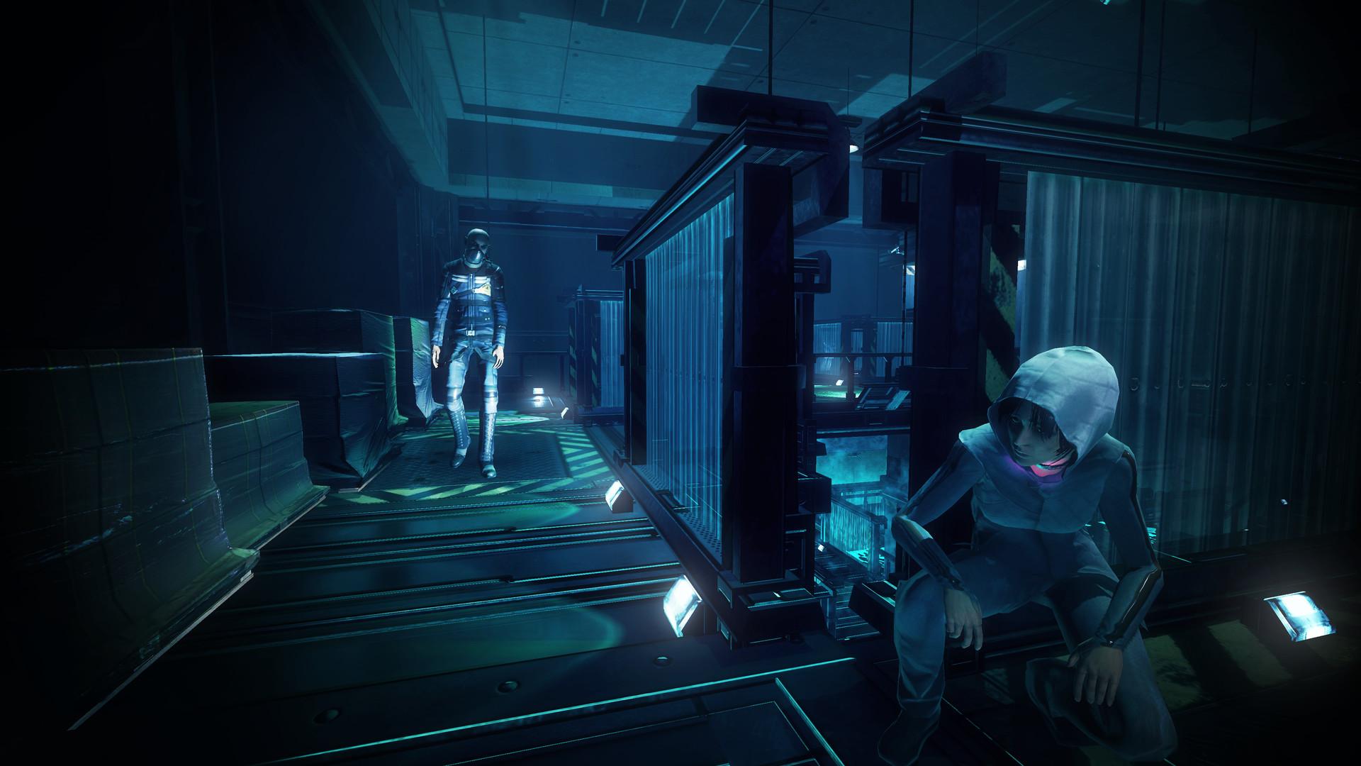 Republique PS4 Div 009
