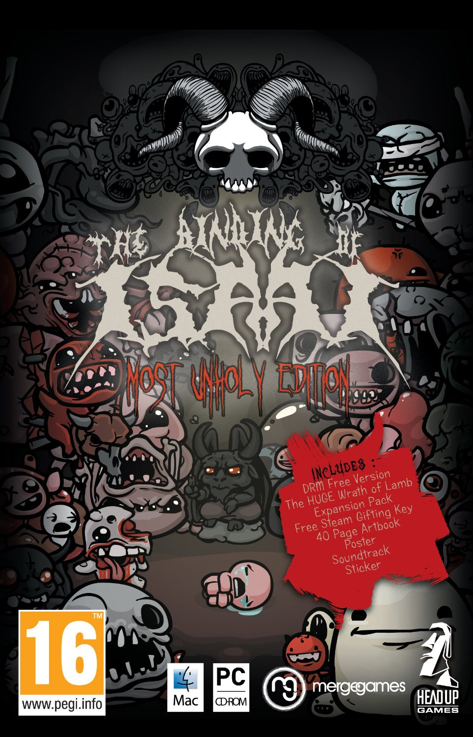 TheBindingofIsaac-Afterbirth PC Jaquette 001