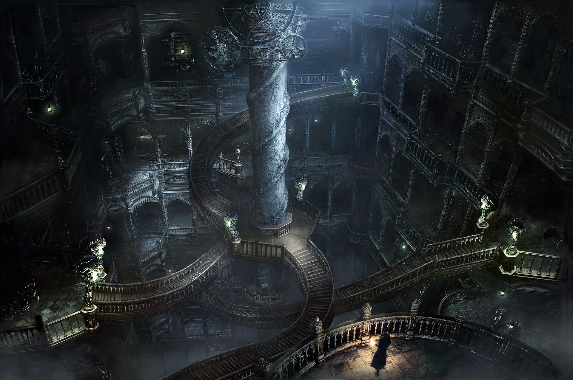 Bloodborne-TheOldHunters PS4 Test 012