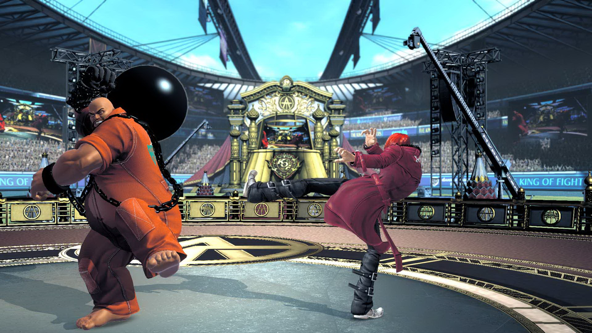TheKingofFightersXIV PS4 Editeur 002