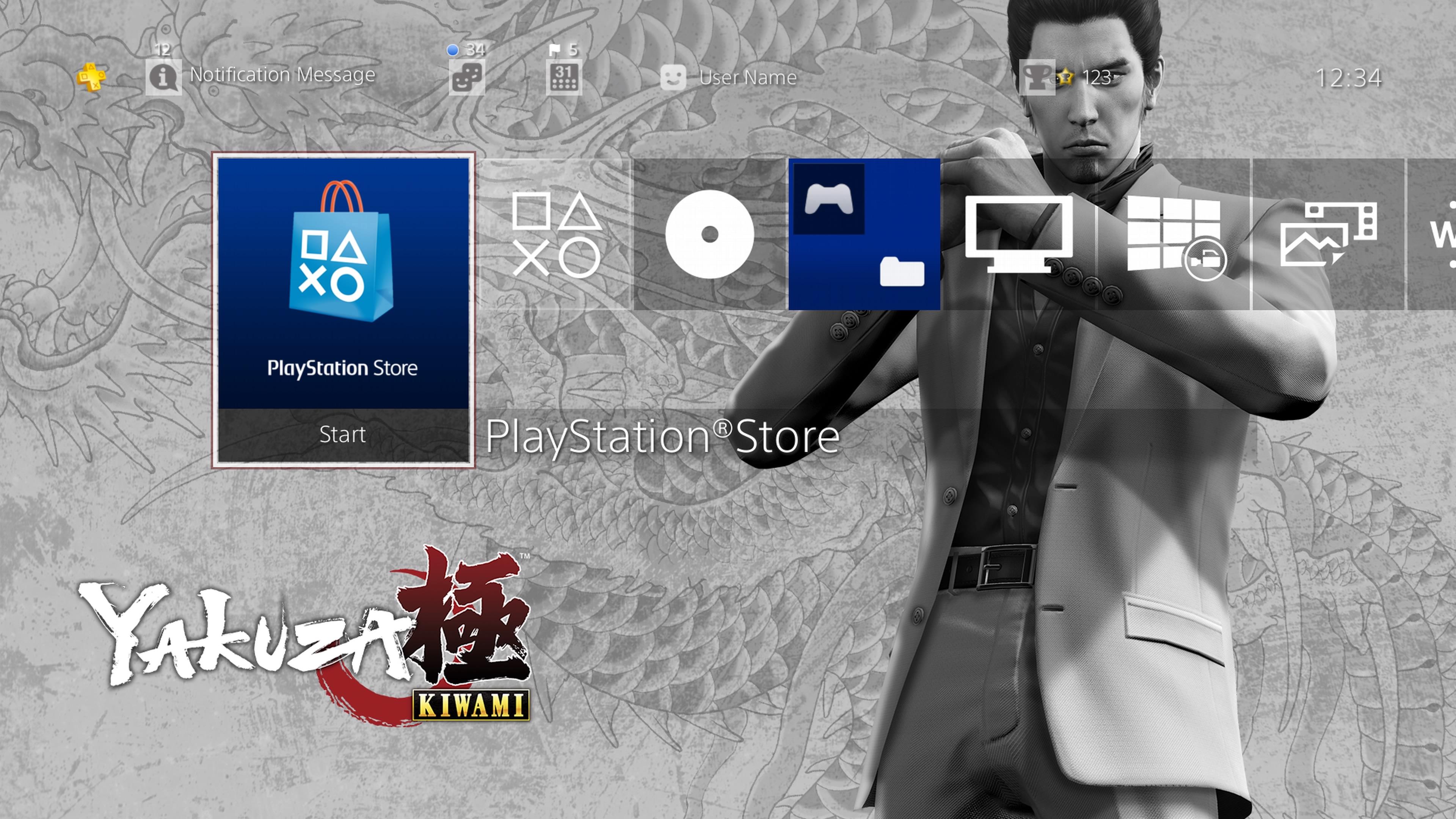 YakuzaKiwami PS4 Div 006