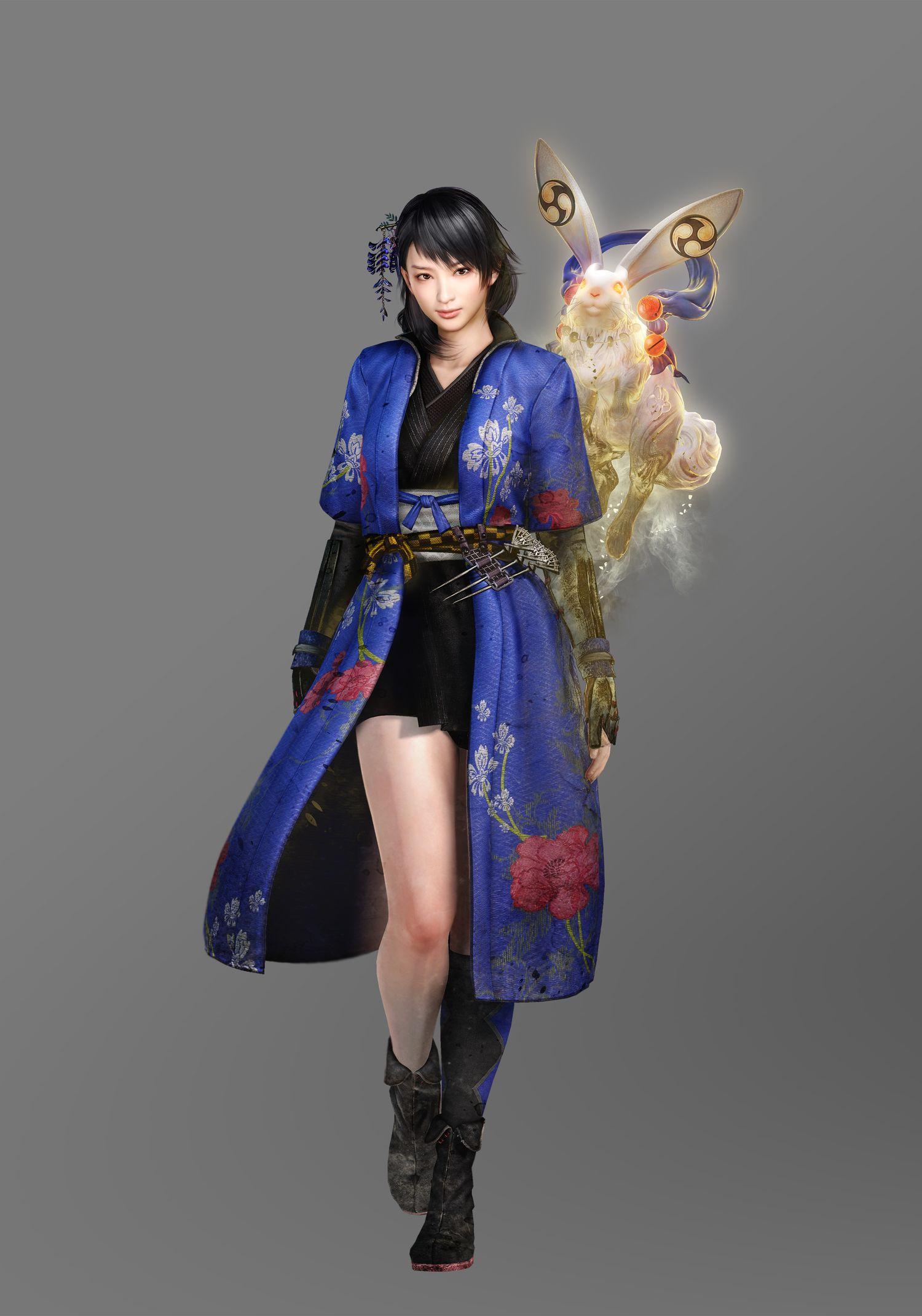 Nioh PS4 Editeur 005