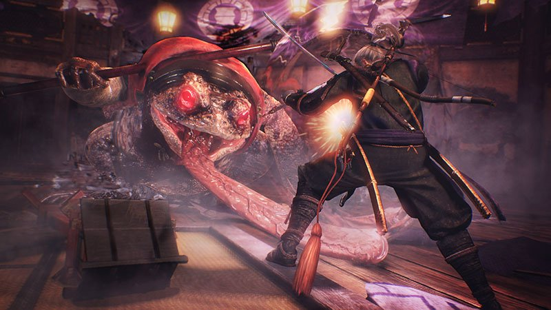 Nioh PS4 Editeur 034