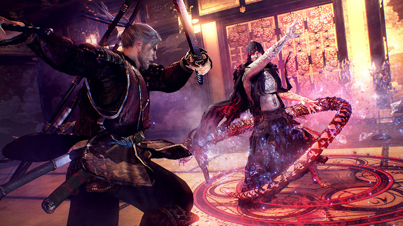 Nioh PS4 Editeur 066