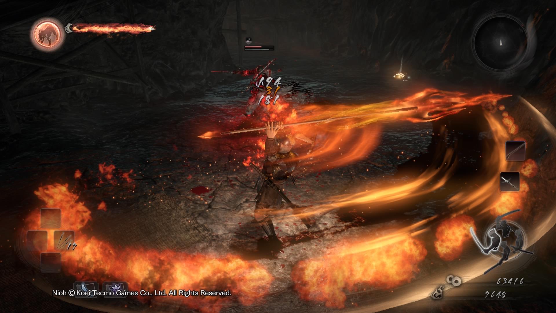 Nioh PS4 Test 015