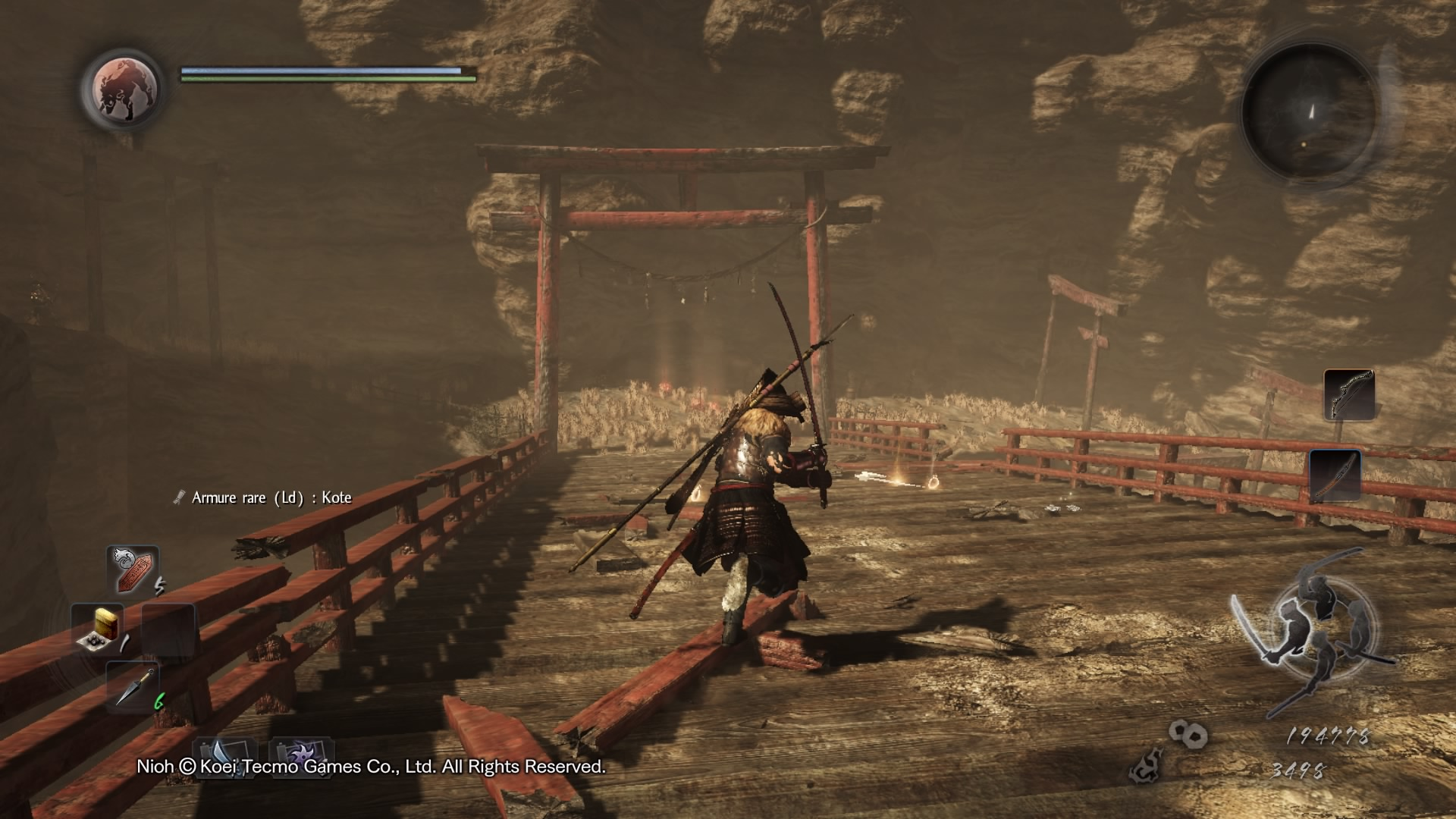 Nioh PS4 Test 039