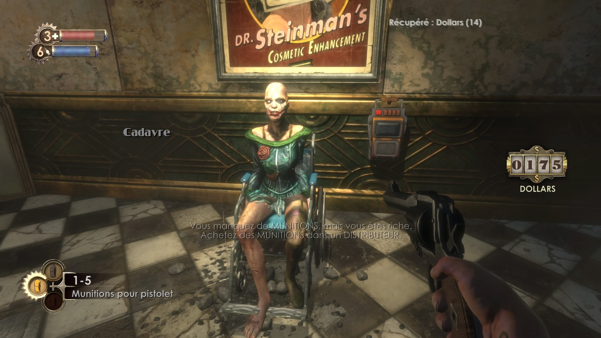 BioShock-TheCollection PS4 Test 004
