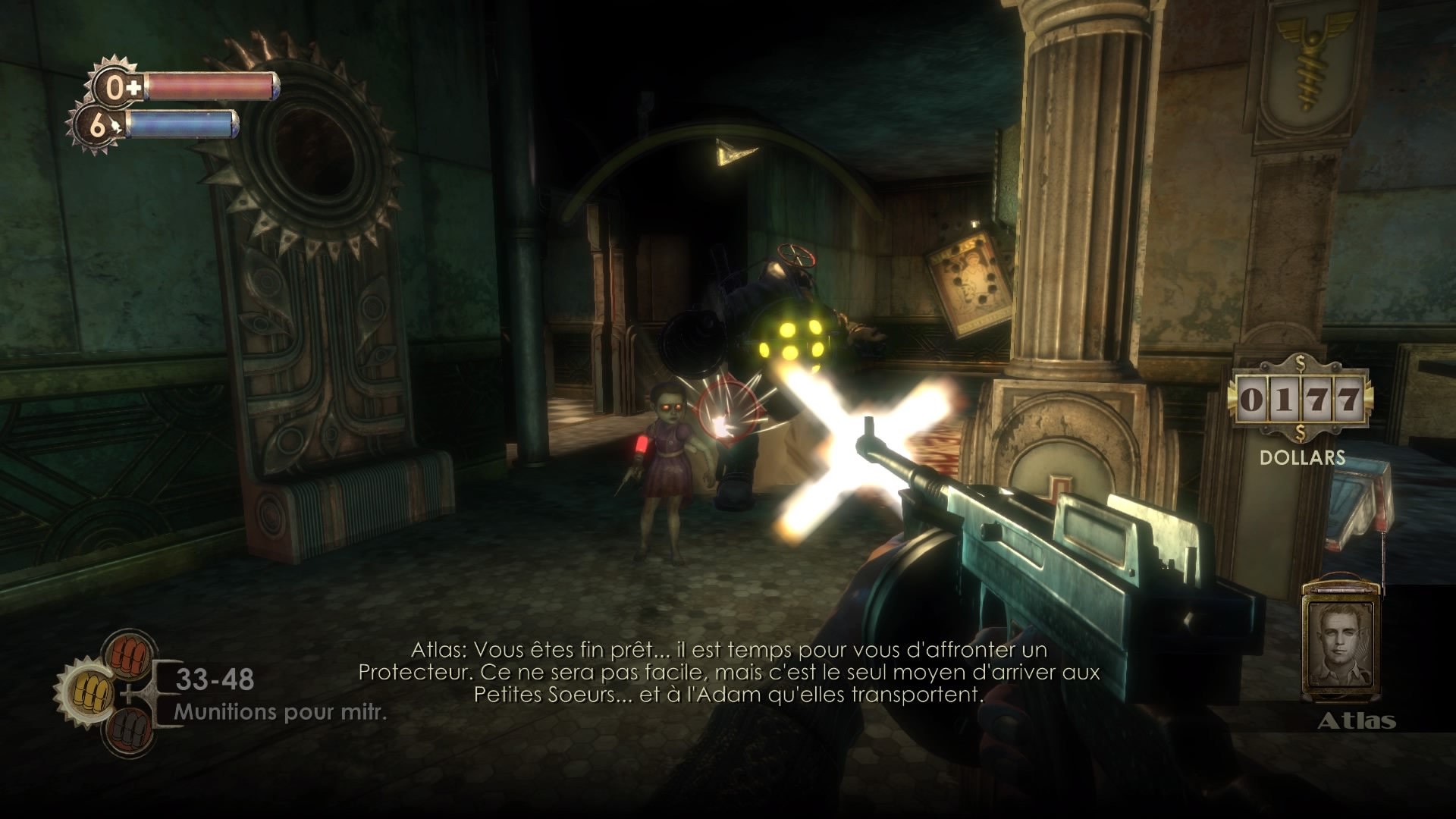 BioShock-TheCollection PS4 Test 008
