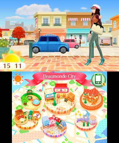 LaNouvelleMaisonduStyle2-LesreinesdelaMode 3DS Editeur 007