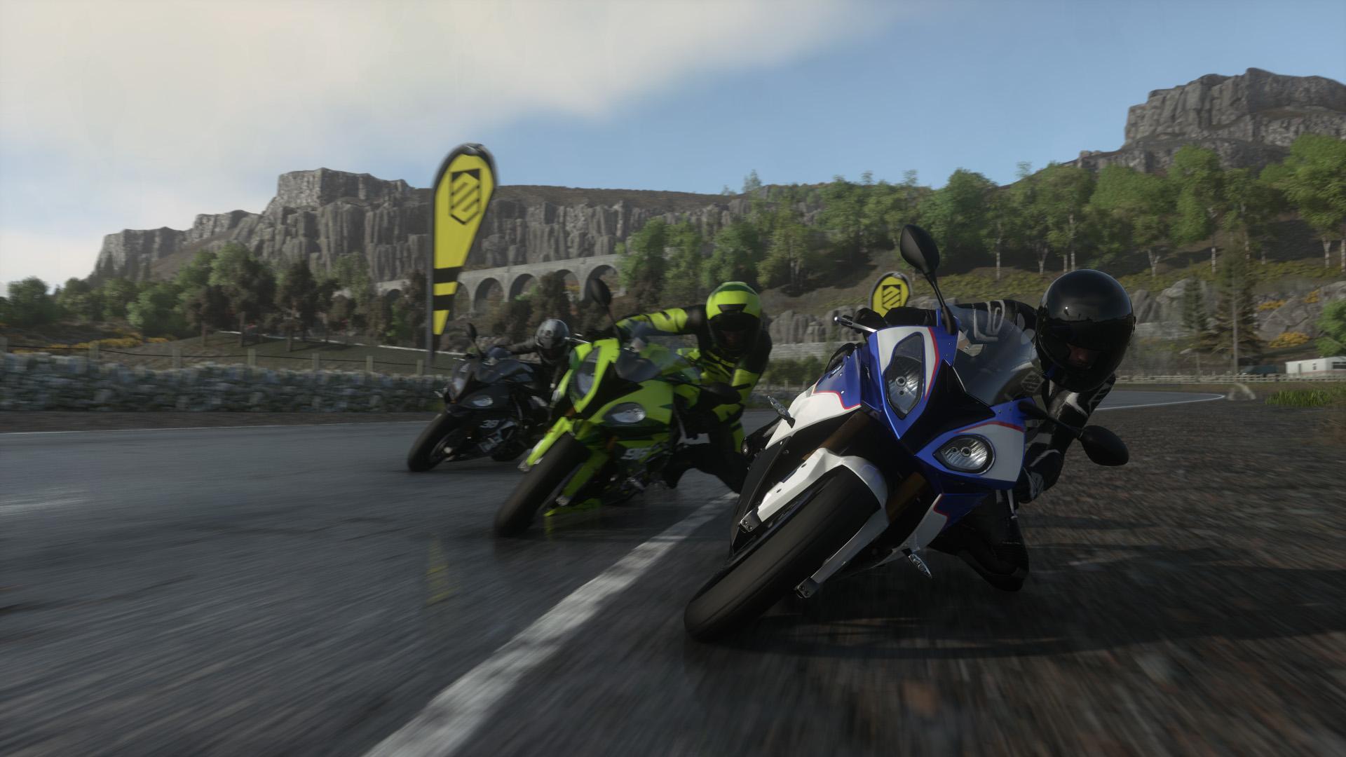 DriveClubBikes PS4 Editeur 001