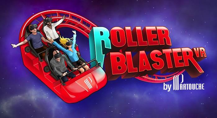Roller Blaster VR