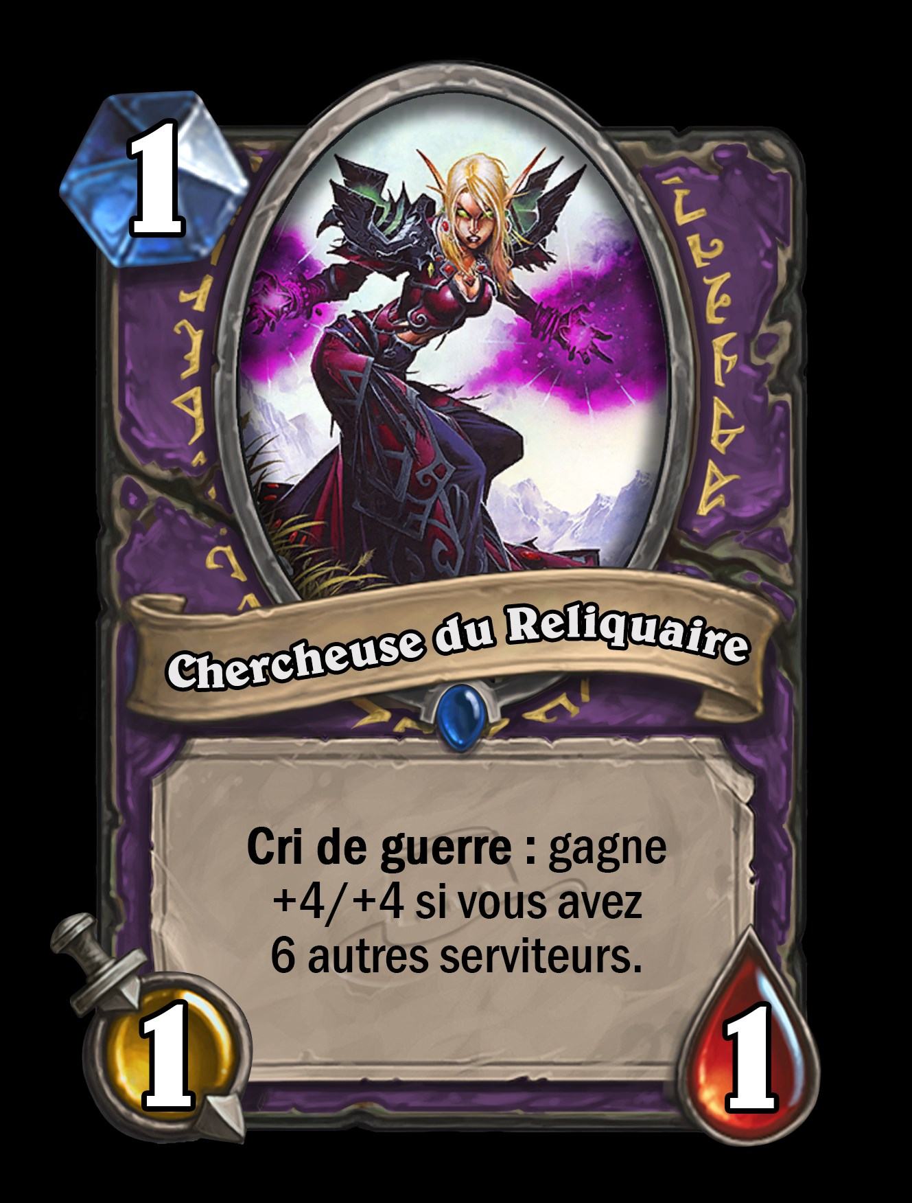 Hearthstone-LaLiguedesExplorateurs Android Visuel 036