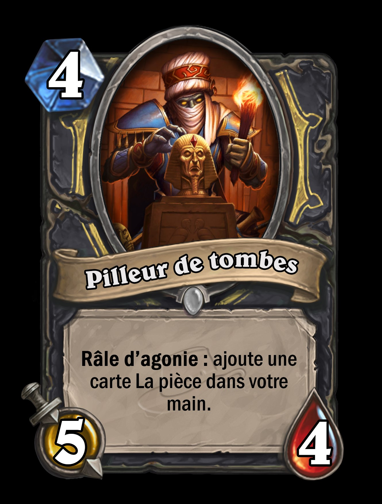 Hearthstone-LaLiguedesExplorateurs Android Visuel 042