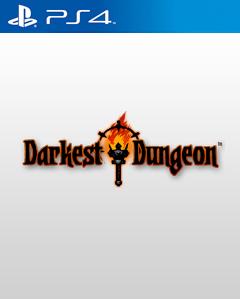 DarkestDungeon PS4 Jaquette 001