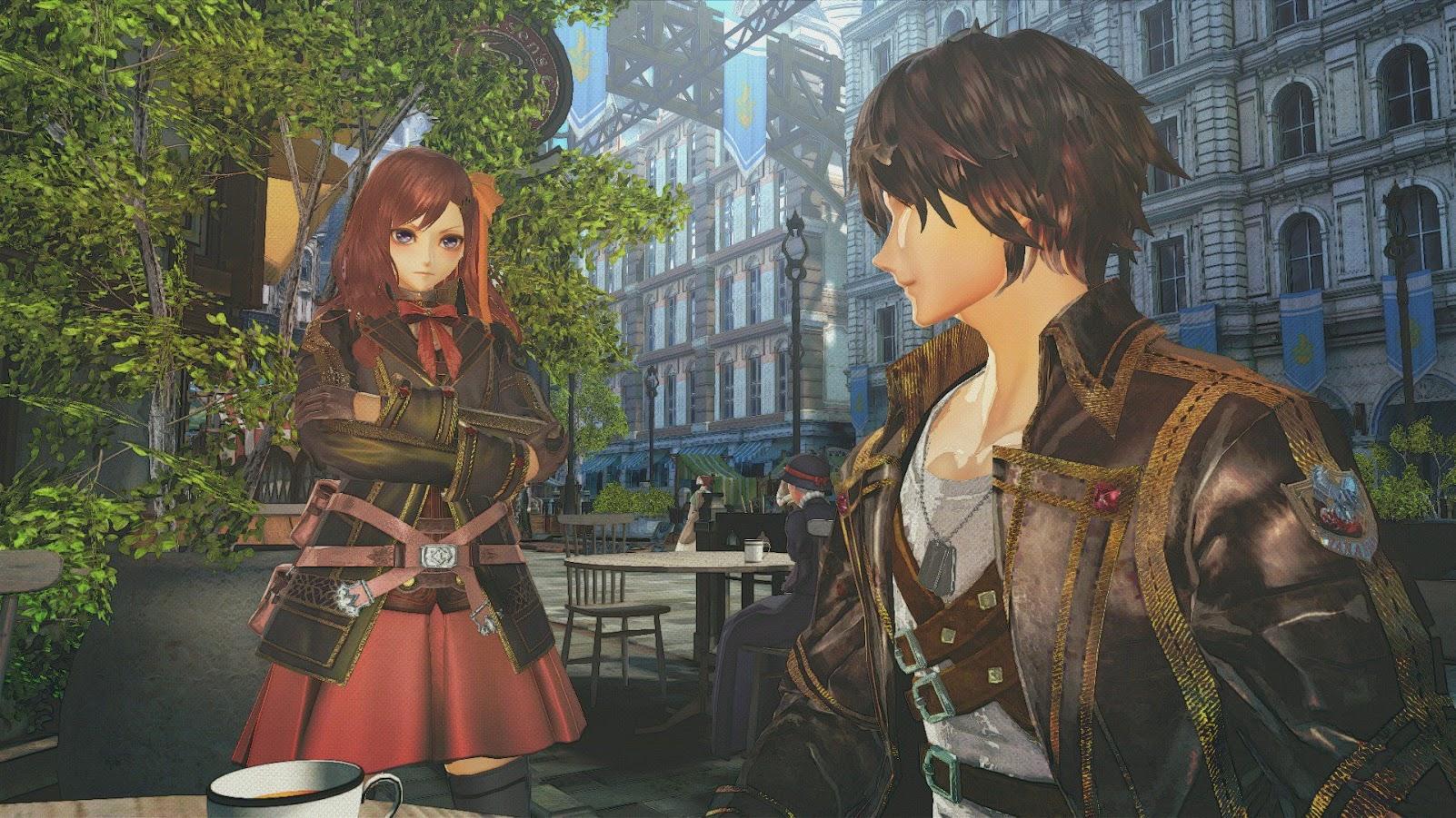 Valkyria-AzureRevolution PS4 Editeur 009