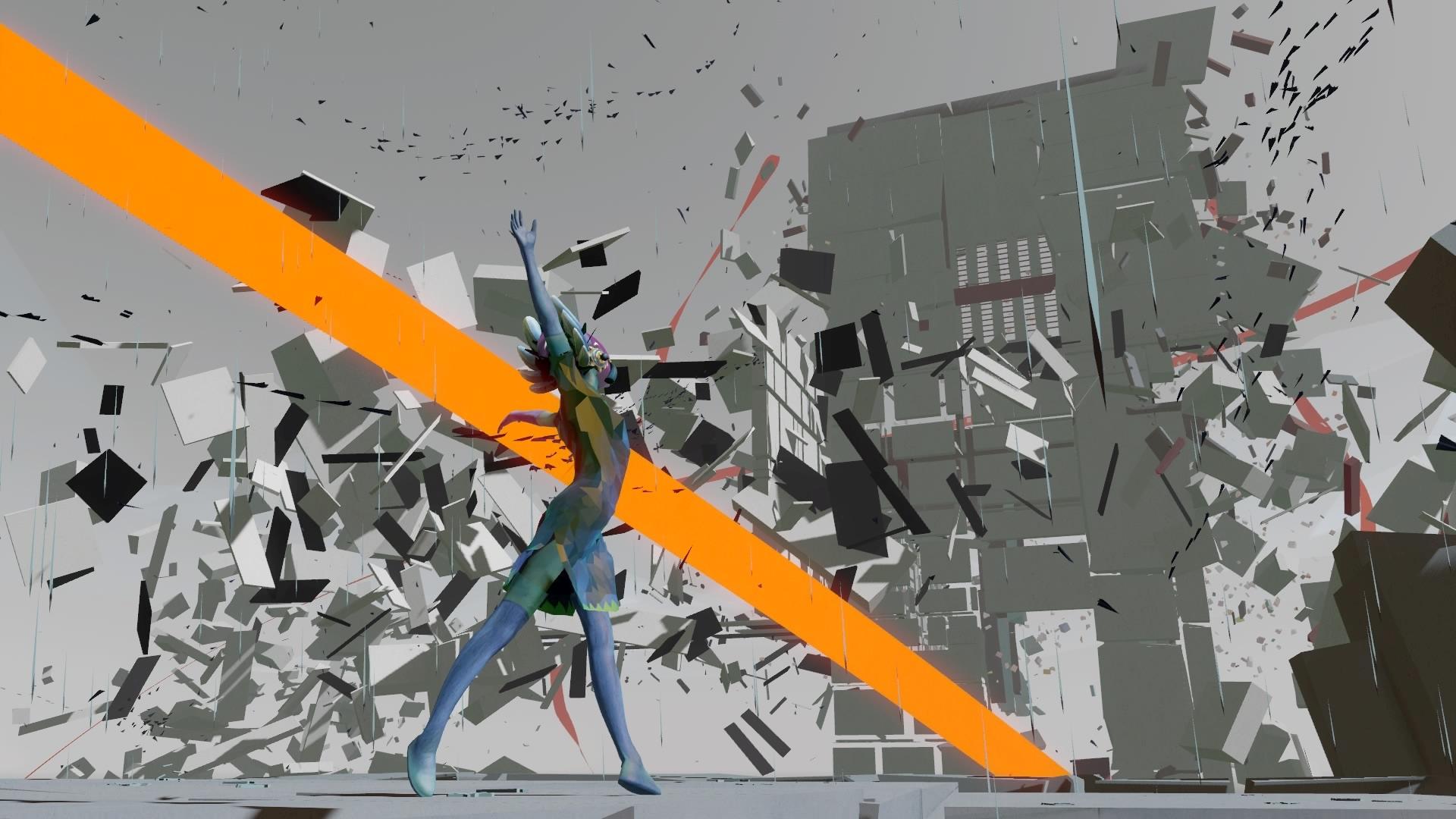 Bound PS4 Editeur 007