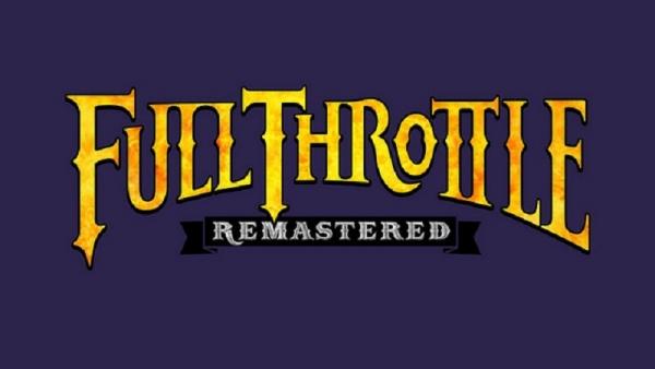 FullThrottleRemastered PS4 Jaquette 001